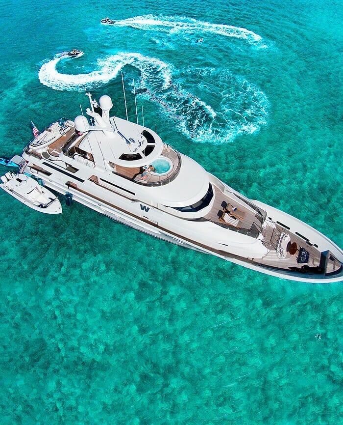 Miami boat rental yacht charters